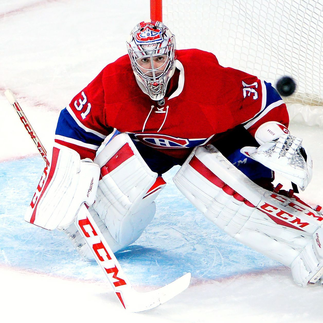 NHL Carey Price leading the way for improved Montreal