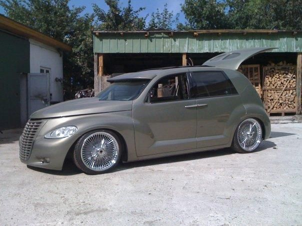 pt cruiser custom pt cruiser 28829 tuning cars carros pinterest coches cl sicos. Black Bedroom Furniture Sets. Home Design Ideas