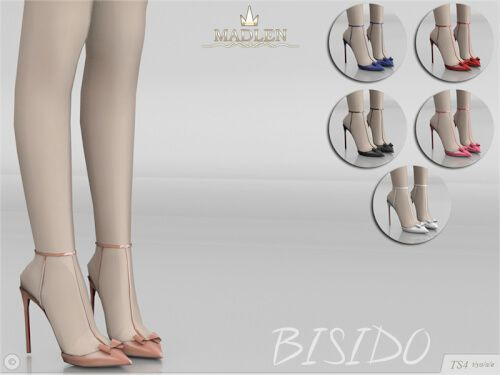 Bisido Shoes For The Sims 4 Spring4sims Sims 4 Sims Sims 4 Dresses