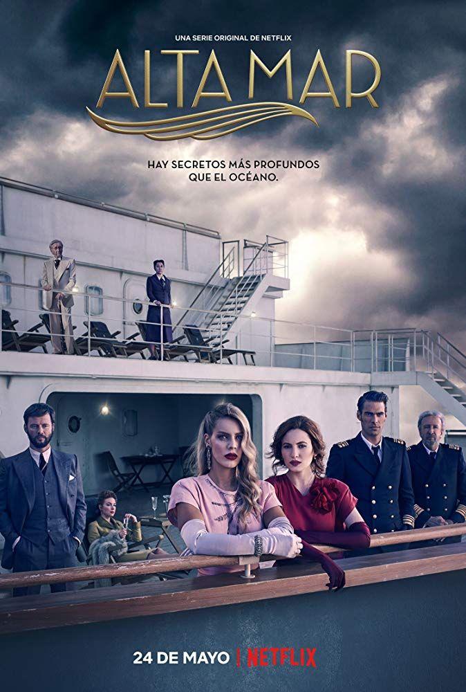 Alta Mar (2019) Filmes e series online, Filmes, Serie