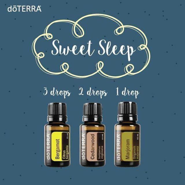 Natural Earth Oils: SWEET SLEEP DIFFUSER BLEND