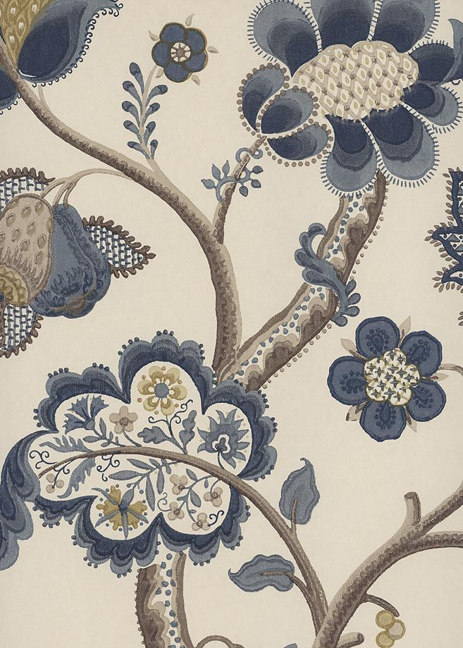 Designer Wallpaper And Original Vintage