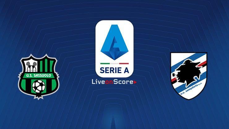 Sassuolo Vs Sampdoria Preview And Prediction Live Stream Serie Tim