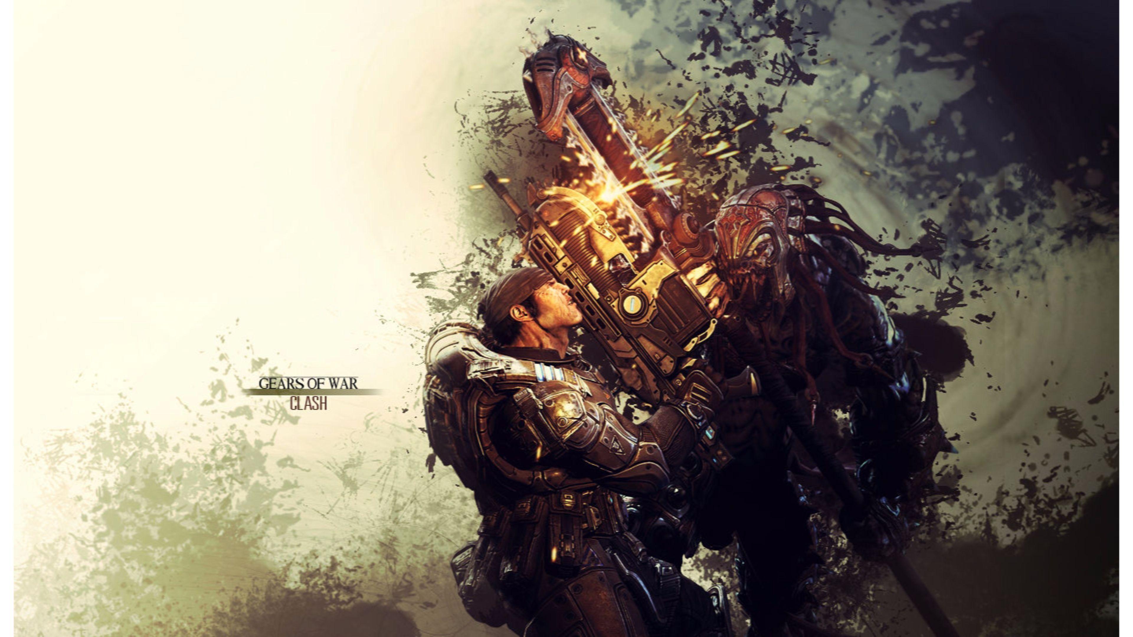 Gears Of War 4 Wallpapers Wallpaper Cave Di 2020