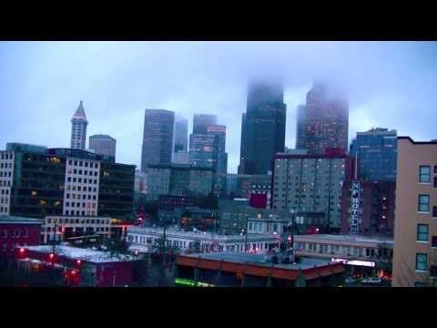 Down Town Seattle Washington - YouTube