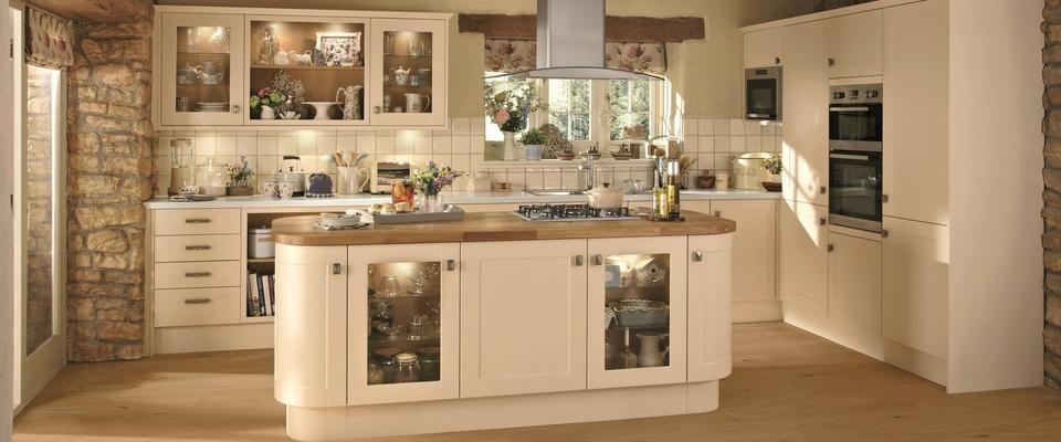 Burford Cream cozinha Pinterest Kitchen ranges, Joinery and
