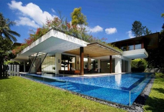 pictures of nice houses inside and outside - house and home design