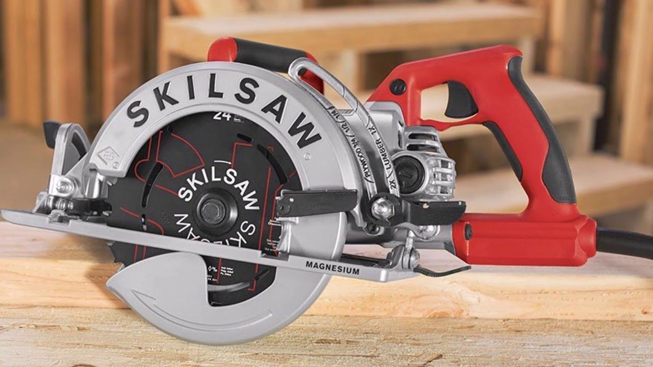 Skilsaw Spt77wml 01 Review Lightweight Worm Drive Circular Saw Worm Drive Circular Saw Skil Saw Circular Saw Reviews