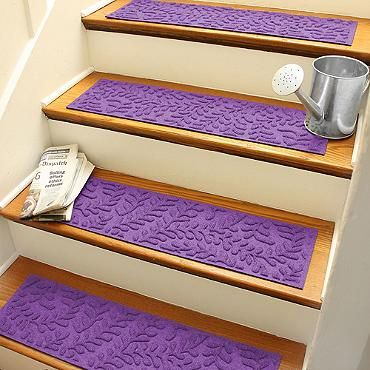 Best Water Dirt Shield™ Boxwood Stair Treads Set Of Four 400 x 300