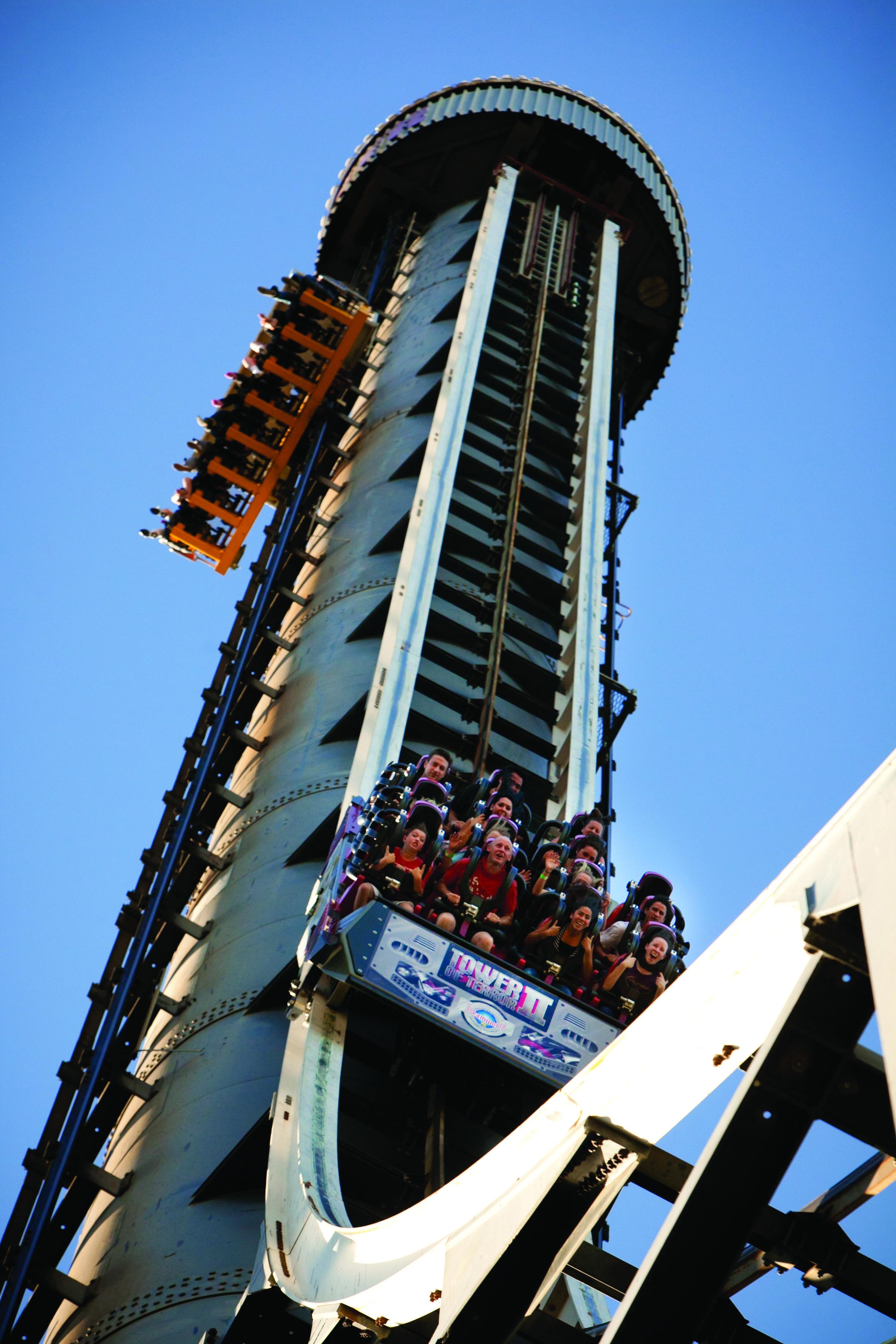 dreamworld tower of terror