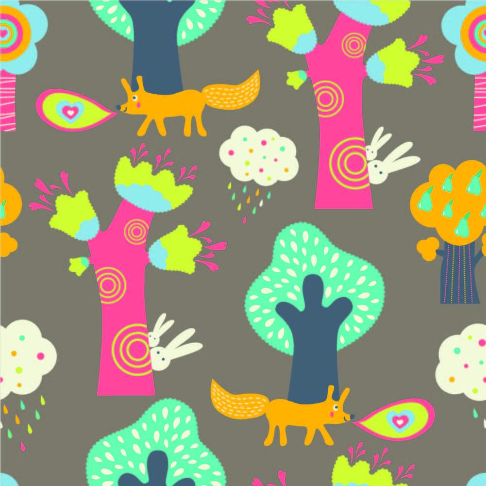 Papeles murales para ni os papeles murales infantiles pinterest - Murales para ninos ...