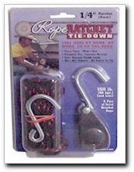 1 4 Ratchet Tie Down With 15 Rope 1 Pack 10015 By Rope Ratchet 11 99 The Exciting Rope Ratchet Is The Answer To All You Home Hardware Spool Snap Backs