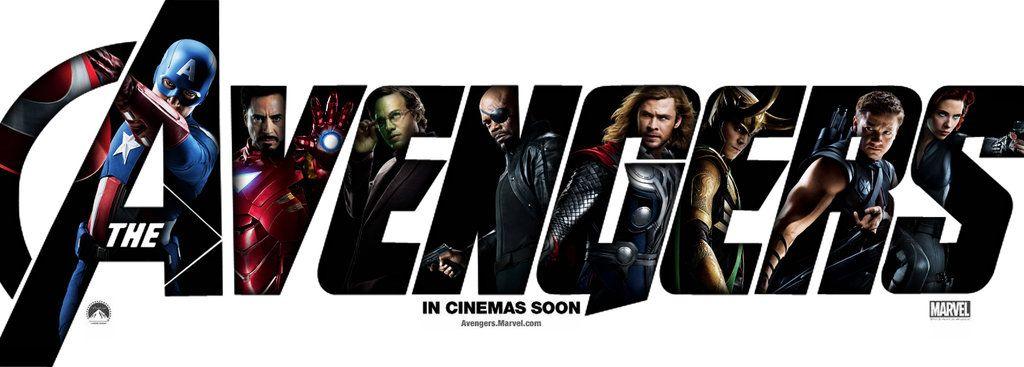 Risultati immagini per the avengers banner