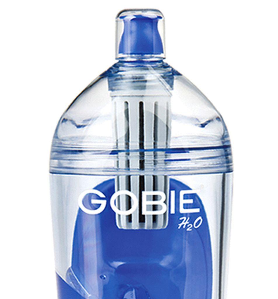 bebbf7557f GOBIE filtered water bottle (BLUE) - SOLD OUT | Shark Tank ...