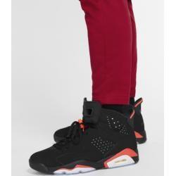 Jordan 23 Alpha Therma Fleece-Hose für Herren - Rot NikeNike #warmclothes