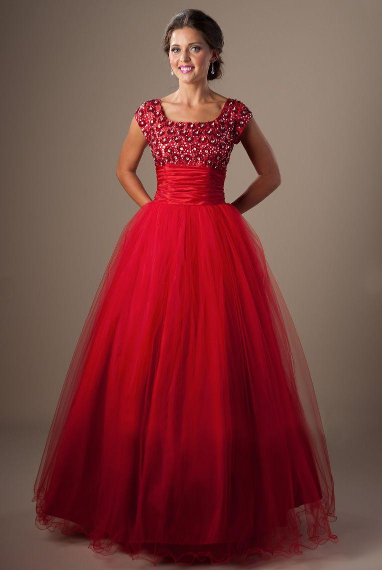 Modest prom dress petrabb modest prom dresses pinterest