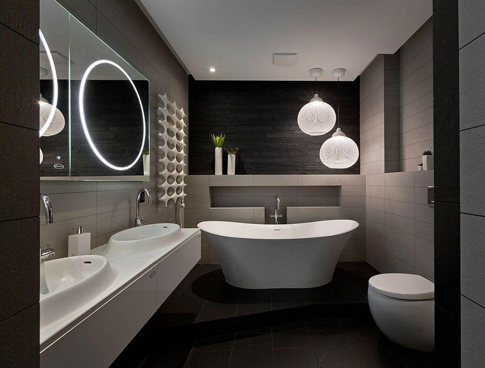 Badezimmer Interior Design #Badezimmer #Büromöbel #Couchtisch #Deko Ideen  #Gartenmöbel #Kinderzimmer