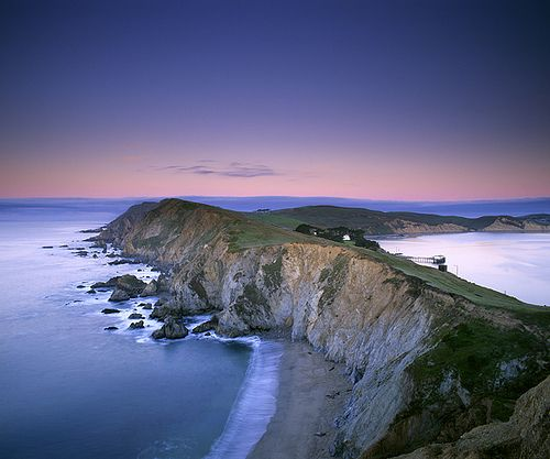 Romantic Places Northern California: Point Reyes National Seashore