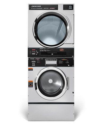 T 750 Swd Express Stack Washer Dryer On Premise Laundry Dexter Laundry Stacked Washer Dryer Laundry Dryer