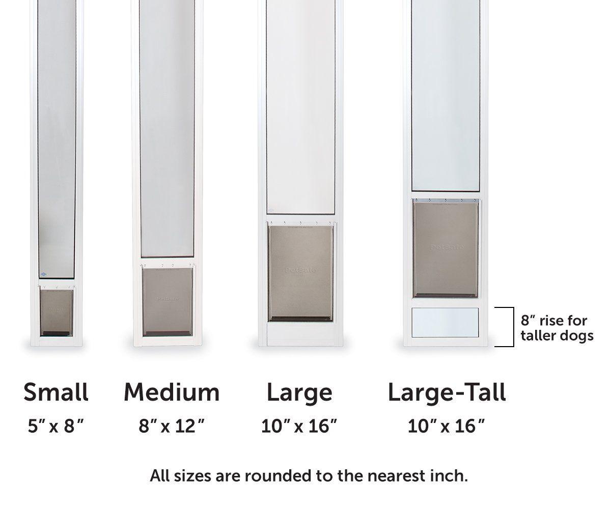 Pet Patio Door Panels Sliding