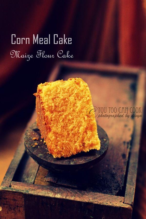 Pressure cooker corn meal orange cake maize flour cake very light indian food recipes pressure cooker forumfinder Images