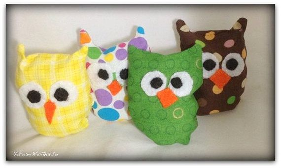 Hey, I found this really awesome Etsy listing at https://www.etsy.com/listing/150673817/rice-bag-owls-hand-warmers-or-paper