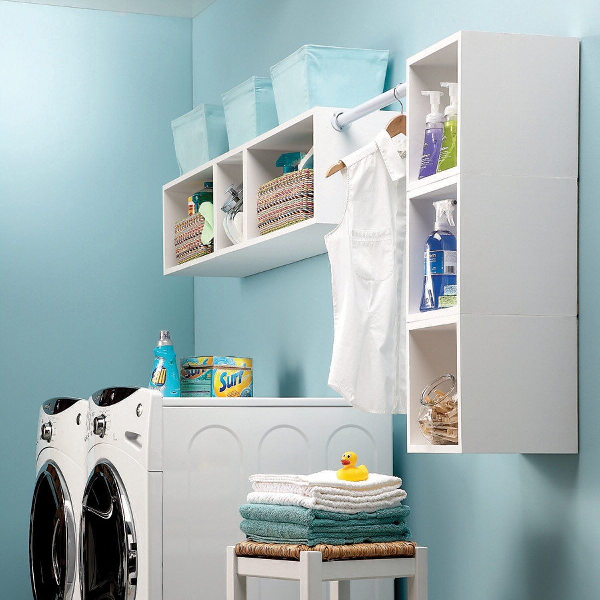 25 cheap laundry room updates you can diy in 2020