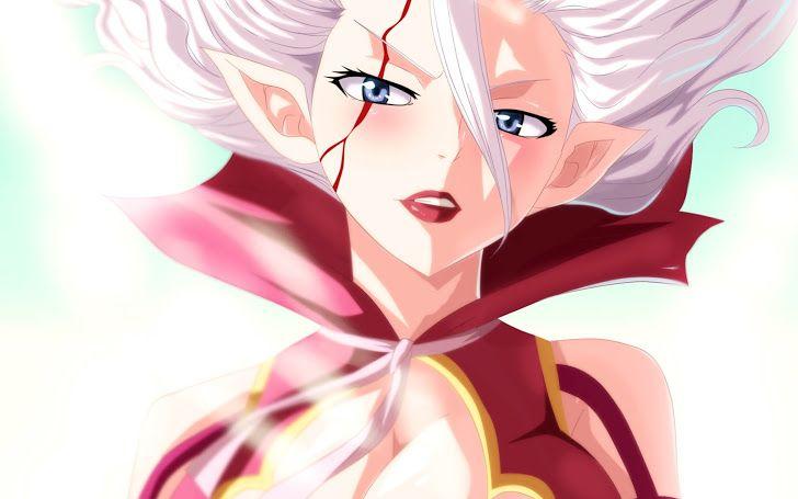Mirajane Strauss Satan Soul Fairy Tail Girl Anime Hd Wallpaper