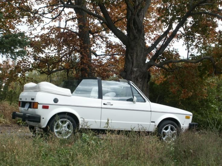 1981 Vw Rabbit Convertible My First Car Loved It So Much Fun