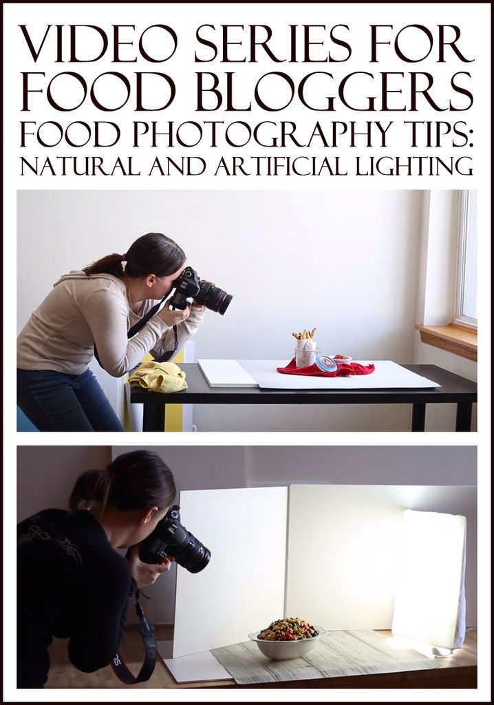 Video Series for Food Bloggers - Food Photography Tips Natural and Artificial Lighting...hone your lighting skills to become the best food photographer you ... & Video Series for Food Bloggers - Food Photography Tips: Natural and ...