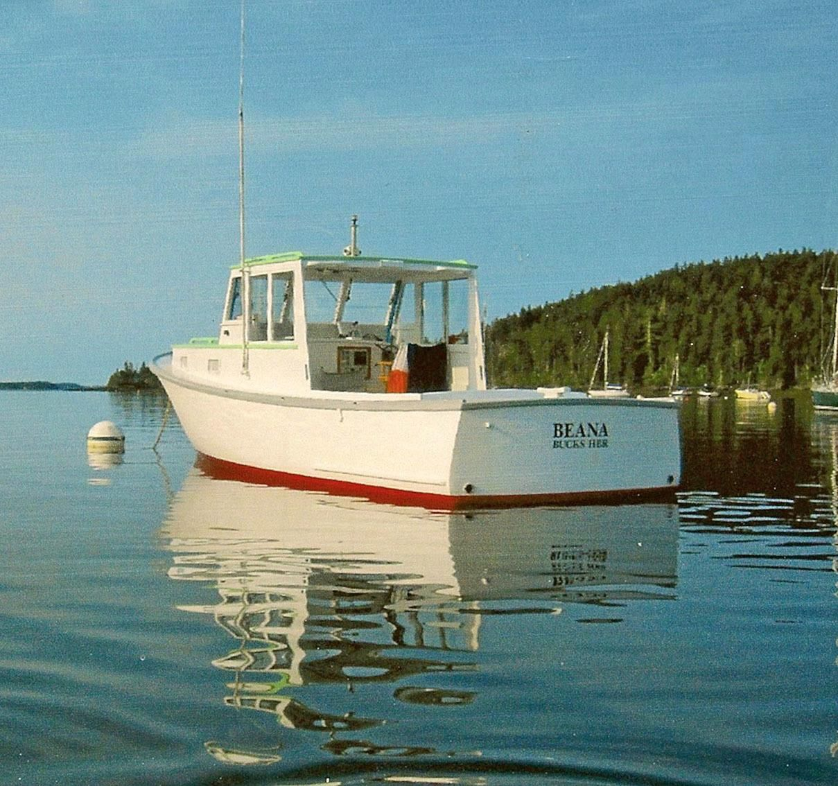 Lobster Boats For Sale >> 1963 28 Ft Rich Downeast Lobster Boat Power Boat For Sale Boat