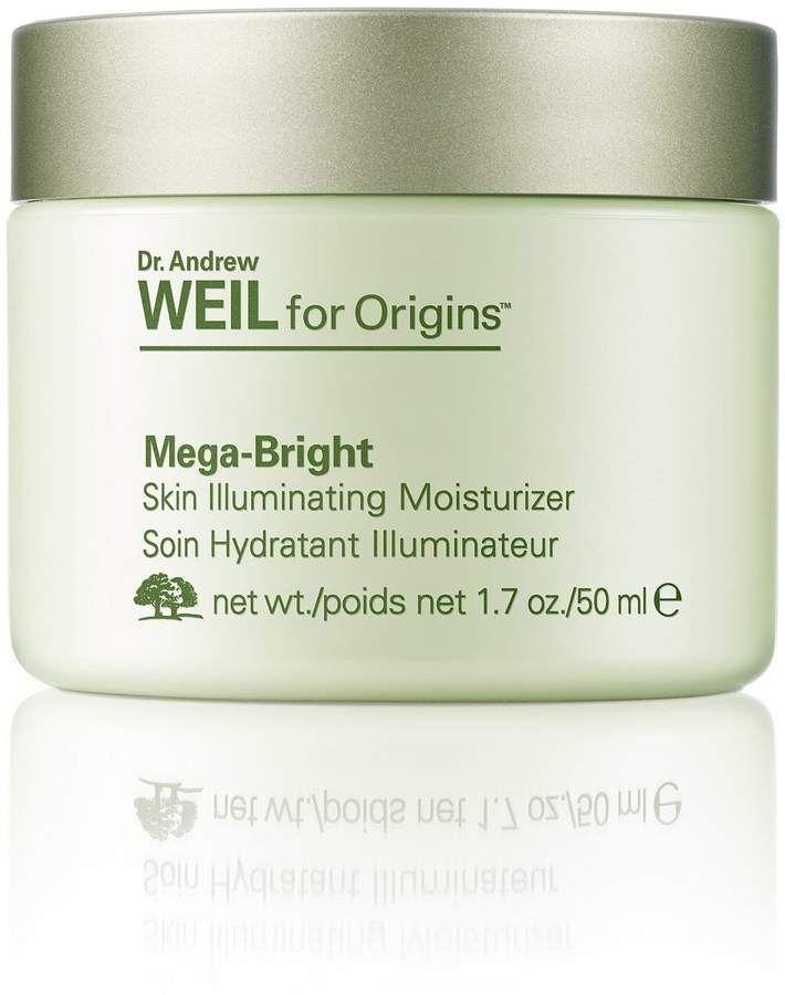 Origins Dr Andrew Weil For Tm Mega Bright Skin Illuminating Moisturizer Moisturizer Bright Skin Oil Free Moisturizers