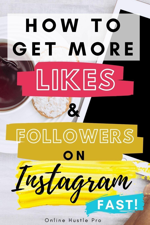 Online Hustle Pro in 2020 Get instagram followers