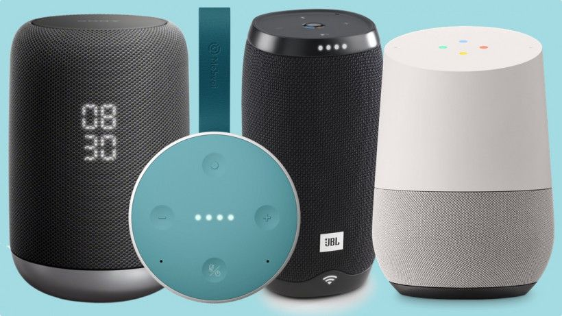 The Best Google Assistant Devices Speakers And Tvs With Assistant Inside If You Want To Build A Google Assistant Control Home Speakers Smart Speaker Speaker