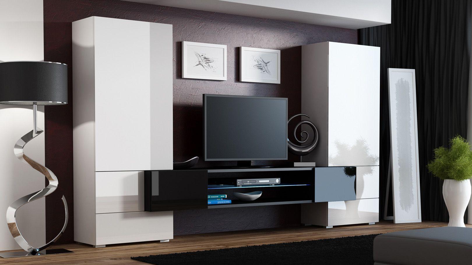 Roche 10 - wohnwand kaufen  Muebles minimalistas, Muebles para tv