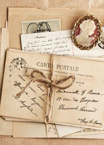 Vintage Letters Vintage Lettering Old Letters Post Cards