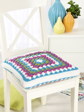 Beetle Crochet Cushion Free Pattern From Spotlight