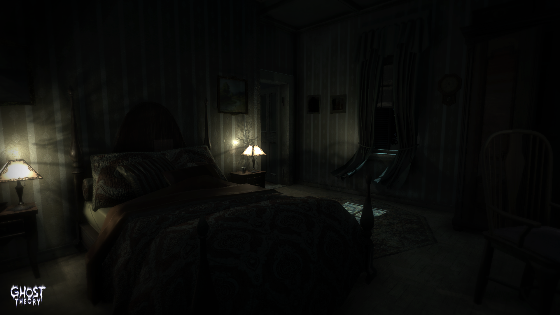What secrets does this dark room holds? See more about Ghost Theory game on www.ghost-theory.com