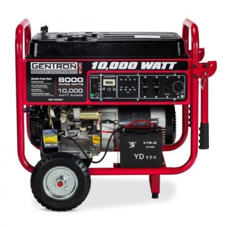 10000w High Powered Portable Generator Gas Electric Power Supply Emergency Kit Portable Generator Power Backup Emergency Power