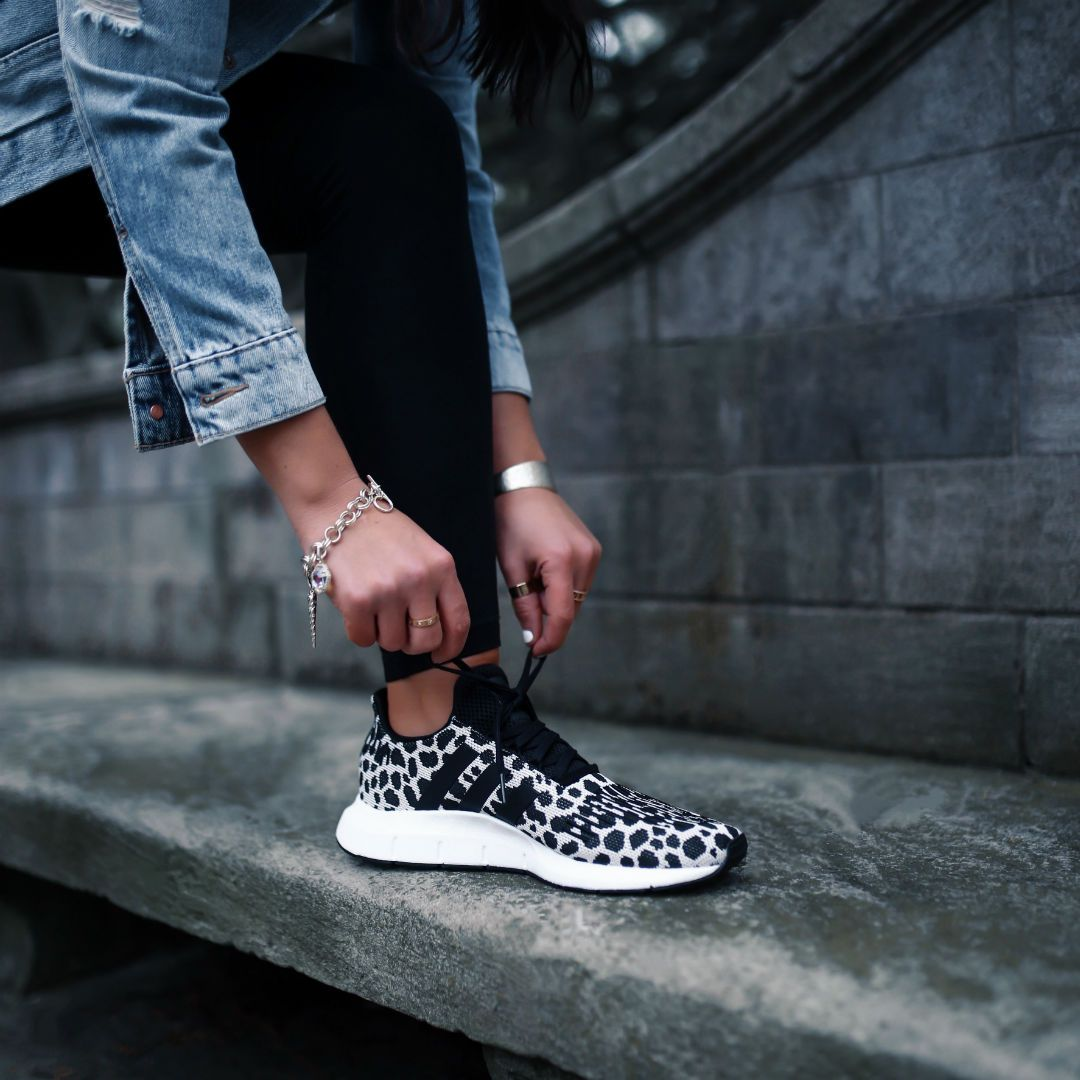 Leopard Adidas Sneakers at Nordstrom