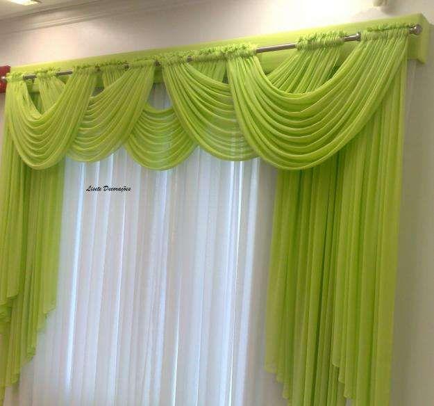 cenefas drapeadas buscar con google luxange cortinas pinterest les rideaux ado et coudre. Black Bedroom Furniture Sets. Home Design Ideas