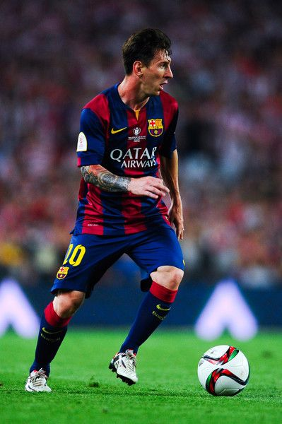 Lionel Messi Photos Photos Barcelona V Athletic Club Copa Del