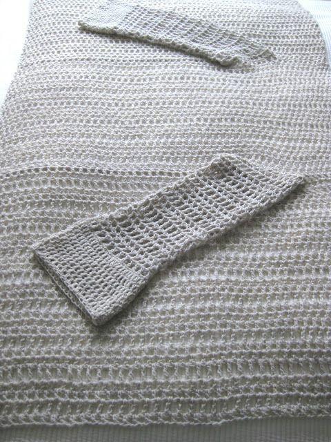 crochet jacket VMSomⒶ KOPPA