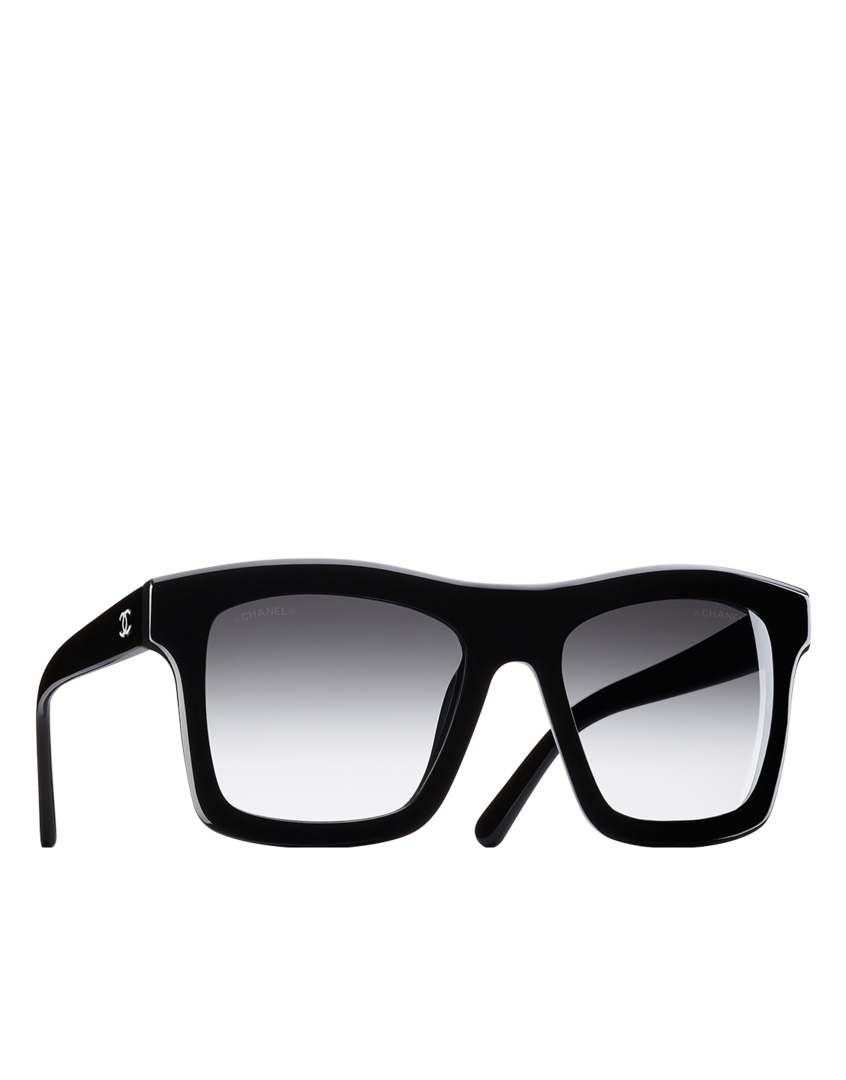 ad080a2c20ea Oversized rectangular acetate sunglasses... - CHANEL | accessories ...