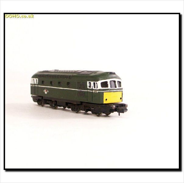 The Cheapest Price Tri-ang Hornby R27 Gwr Ex Caledonian Coach Model Trains Toys, Hobbies
