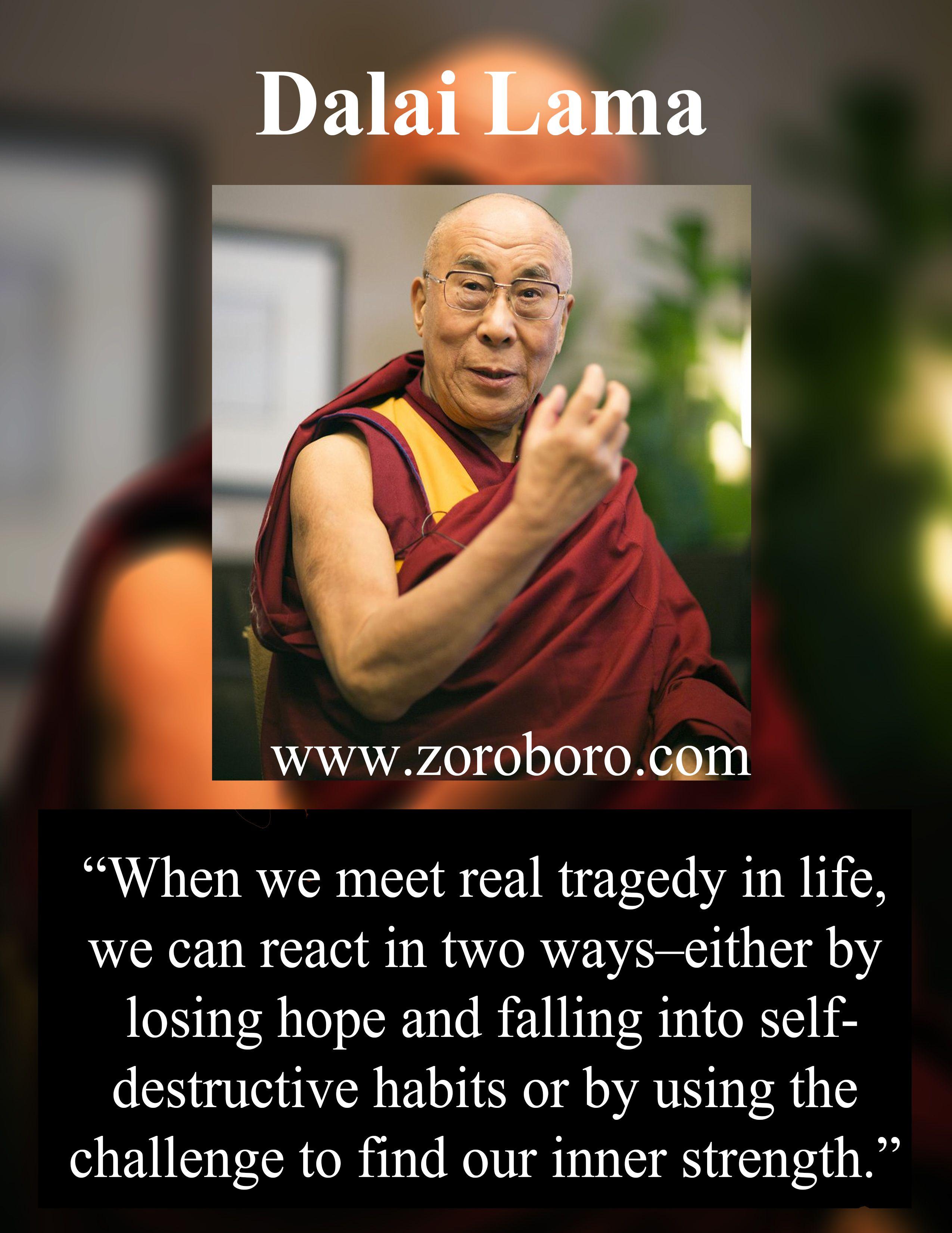Dalai Lama Positive Quotes