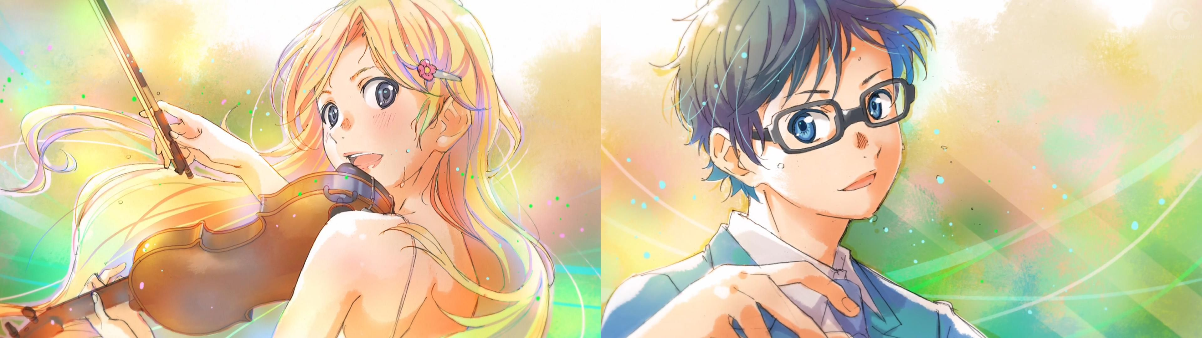 Shigatsu Wa Kimi No Uso The Feels I Recommend You Watch Miku
