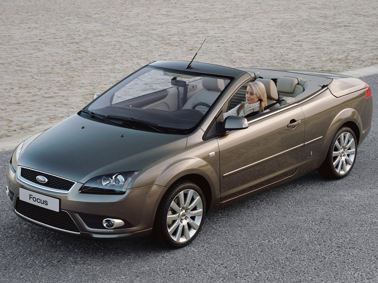 2006 ford focus coupe cabriolet