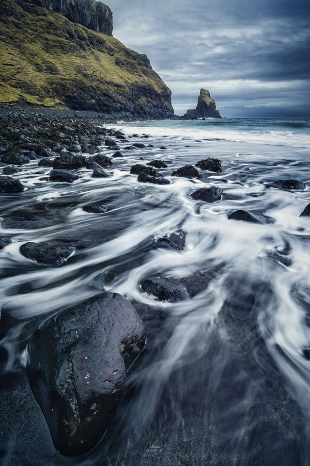 Talisker Bay Isle Of Skye Isle Of Skye Skye Scotland Seascape Photography