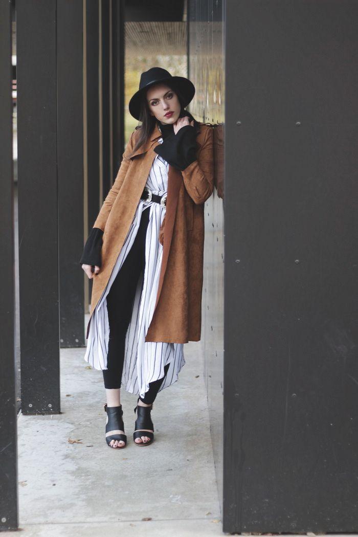 Fashionblogger Sommerkleider Herbst
